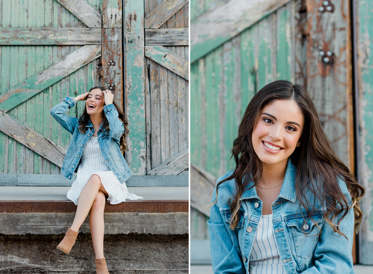 Spokane senior photographer